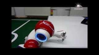 Смотреть онлайн Робот-няня в помощь родителям