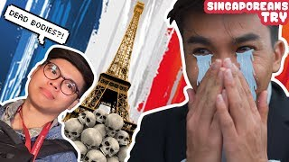Singaporeans Try: 48 Hours In Paris