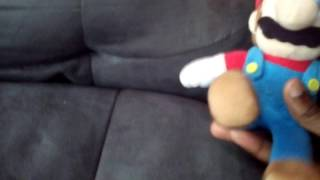 Little Buddy Baby Peach and World of Nintendo Retarded Baby Mario Plush Review # 11