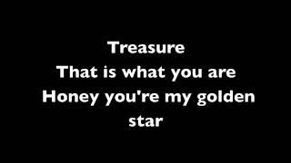 Treasure   Bruno Mars (Lyrics)