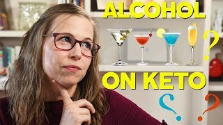 Is It OK to Drink Alcohol on Keto? | Health Coach Tara Reveals What You Should Think About!