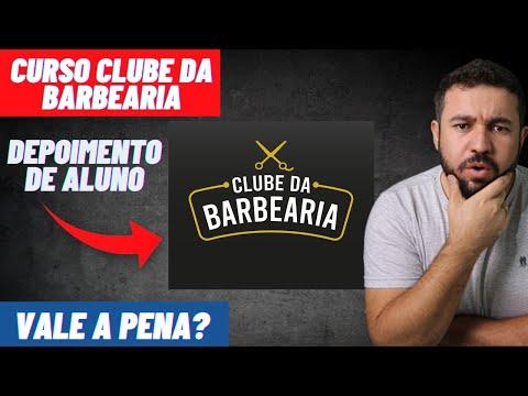 Clube da Barbearia - Curso de Barbeiro Online meu depoimento de aluno!