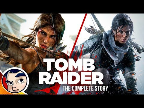 Tomb Raider 1 & 2 The Game – Complete Story