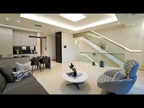 서울 도심 속 럭셔리 타운하우스 Luxurious interior house / 디자인하우스