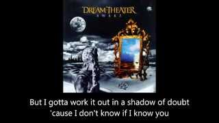 Dream Theater - Lie (Lyrics)