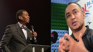 War Of Words, Pastor Adeboye Angrily Responds To Daddy Freeze On Tithing, Daddy Freeze Fires Back.
