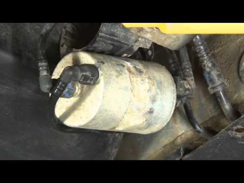 Mit welchem das Benzin für die Vasen 2115 zu überfluten