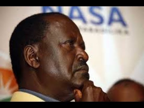 Raila Odinga's Option after the supreme court upheld Uhuru Kenyatta's victory