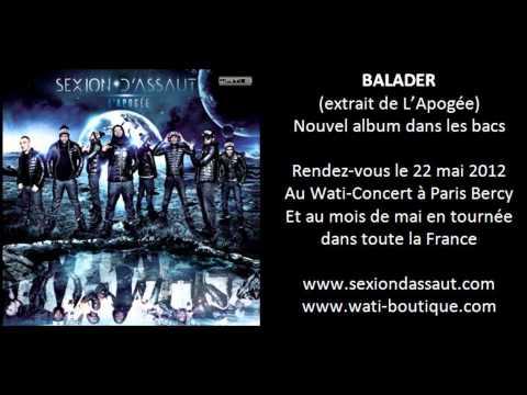 Sexion D'Assaut - Balader