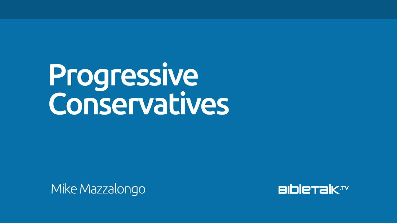 Progressive Conservatives