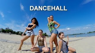 New video! DANCEHALL by Yuliya Pench/Dance Center