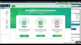 How to Delete Deposits in QuickBooks Desktop using Dancing Number?
