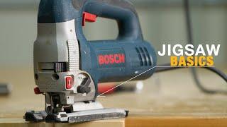 How to use a Jigsaw - Basics
