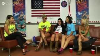 CMT Hangout with the Girls of Party Down South