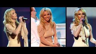 Britney Spears - I'm Not A Girl, Not Yet A Woman (2002 AMAs)