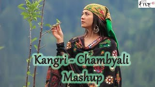 TIVRA - Kangri Chambyali Mashup (Himachali Folk) - YouTube