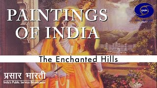 The Paintings of India - The Enchanted Hills - THE