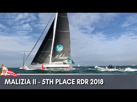 MALIZIA II - 5th place RDR 2018