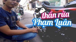 NHỜ VẢ ANH PHẠM LUÂN | Ride Diary 78 | Vietnam motovlog