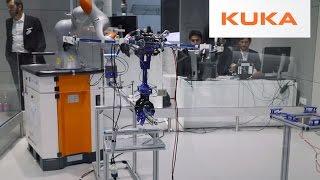 Air-to-Ground Coordinated Robot Motion - Innovation Award 2017 Finalist Spotlight