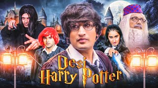 Indian Harry Potter || Hunny sharma ||
