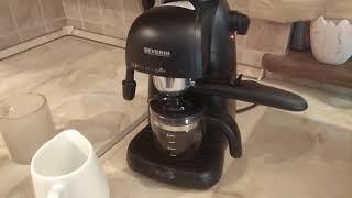 SEVERIN KA5978 ciśnieniowy, kolbowy ekspres do kawy