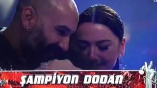 O Ses Türkiye 2017 ŞAMPİYONU DODAN ÖZER