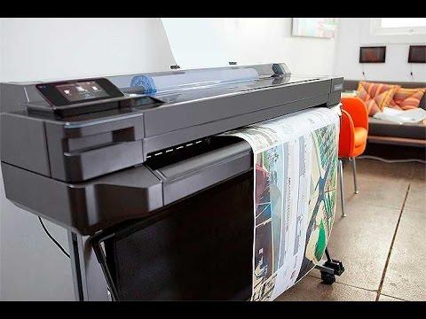 HP Designjet T520 ePrinter / Plotters - Seattle,Tacoma & Portland