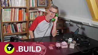 .Build - Bouw een Wonderfoon - Help dementerende ouderen