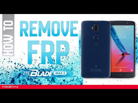 Download Zte Zmax Pro Frp Remove Google Account Bypass Video 3GP Mp4