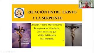 ¿POR QUÉ SE RELACIONA A CRISTO CON LA SERPIENTE?
