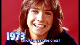 Top Songs of 1973 | #1s Official UK Singles Chart