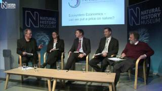 Ecosystem economics - can we put a price on nature?