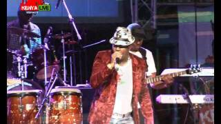 Mike Rua Performing Eemuoyo At KENYA LIVE Machakos Concert