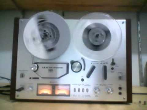 The Captain & Tennille - Love will keep us together. AKAI GX4000 DB