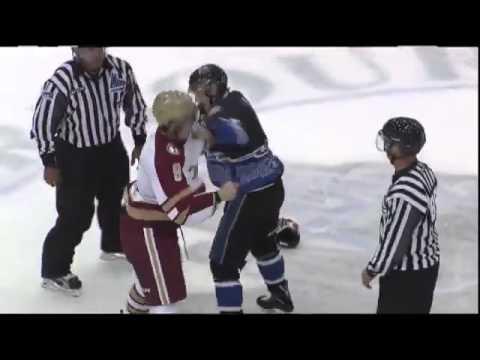 Olivier Leblanc vs. Andrew Ryan