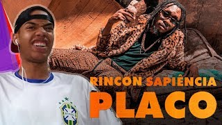 Rincon Sapiência   Placo (prod. Paiva, Lotto E Billy Billy)   REACT TRANKS