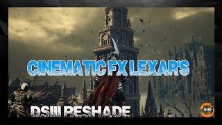 DSIII Cinematic FX Lexar's