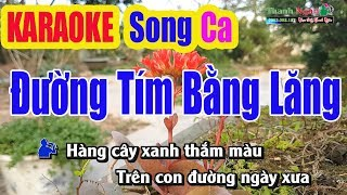 duong-tim-bang-lang-karaoke-song-ca-beat-chuan-2019-nhac-song-thanh-ngan
