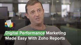 Zoho Analytics - Vídeo