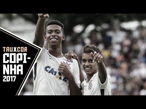 Melhores Momentos   Taubaté 2x3 Corinthians   Copinha