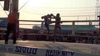 Ncedo Nintendo Gomba (Tiger Muay Thai) Vs Tiger Or Boonchuay @ Lat Krabang, Bangkok 11/3/2014