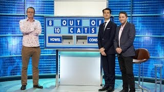 8 Out Of 10 Cats Does Countdown S09E02 (12 August 2016)