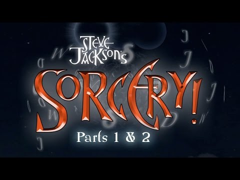 Steve Jackson's Sorcery! Hits Steam Early Next Month