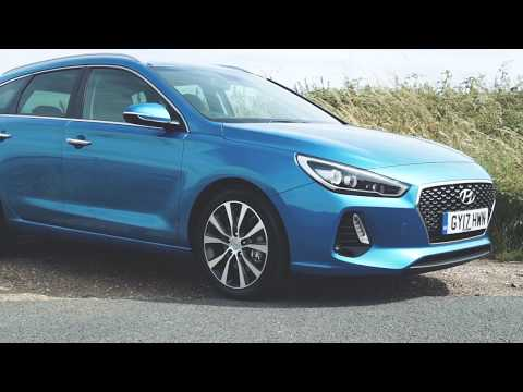 Introducing The All New i30 Tourer