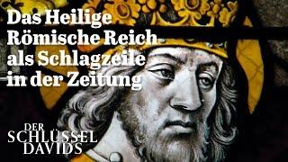 Das Heilige Römische Reich Als Schlagzeile In Der Zeitung