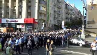 Драка Динамо Киев против Польши! Всем смотреть