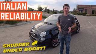 Everything Thats WRONG With My $3,000 FIAT 500 Abarth