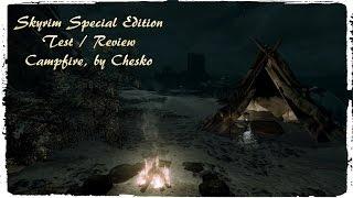 Skyrim Special Edition [FR] - TEST / REVIEW - Campfire