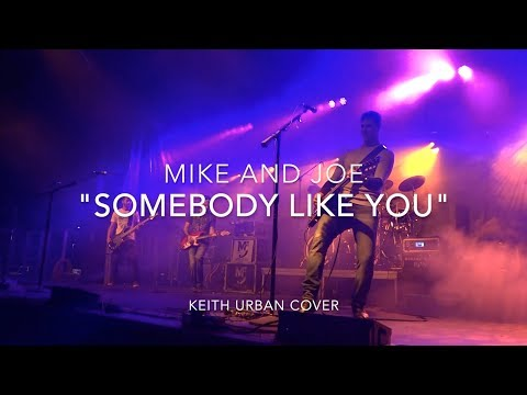 Somebody Like You - Keith Urban (Cover)